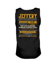Jeffery - Completely Unexplainable Unisex Tank thumbnail