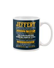 Jeffery - Completely Unexplainable Mug thumbnail
