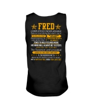Fred - Completely Unexplainable Unisex Tank thumbnail