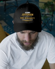JEFFERSON - Thing You Wouldnt Understand Embroidered Hat garment-embroidery-hat-lifestyle-06