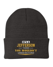 JEFFERSON - Thing You Wouldnt Understand Knit Beanie tile
