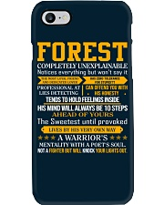 Forest - Completely Unexplainable Phone Case thumbnail