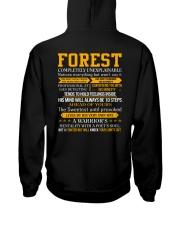 Forest - Completely Unexplainable Hooded Sweatshirt thumbnail