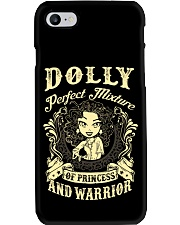 PRINCESS AND WARRIOR - Dolly Phone Case thumbnail
