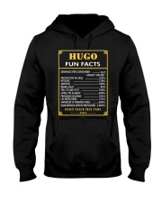 Hugo fun facts Hooded Sweatshirt thumbnail