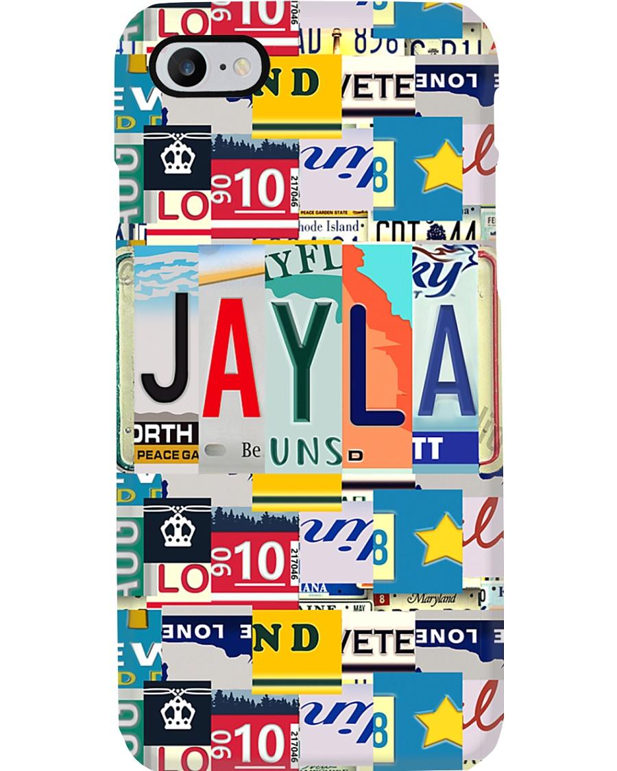 Jayla - Vintage Style Phone Case