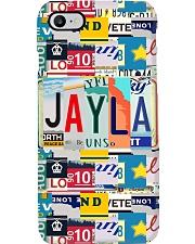 Jayla - Vintage Style Phone Case i-phone-7-case