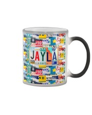 Jayla - Vintage Style Color Changing Mug thumbnail