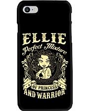PRINCESS AND WARRIOR - Ellie Phone Case thumbnail