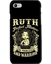 PRINCESS AND WARRIOR - Ruth Phone Case tile