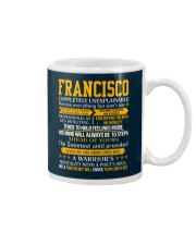 Francisco - Completely Unexplainable Mug thumbnail