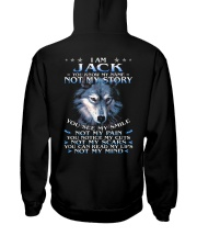 Jack - You dont know my story Hooded Sweatshirt thumbnail