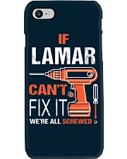 If Lamar Cant Fix It - We Are All Screwed Phone Case thumbnail