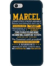 Marcel - Completely Unexplainable Phone Case thumbnail