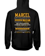 Marcel - Completely Unexplainable Hooded Sweatshirt thumbnail