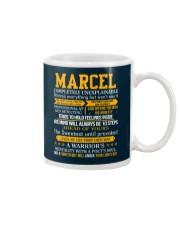 Marcel - Completely Unexplainable Mug thumbnail