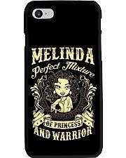 PRINCESS AND WARRIOR - Melinda Phone Case thumbnail