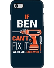 If Ben Cant Fix It - We Are All Screwed Phone Case thumbnail