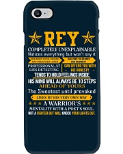 Rey - Completely Unexplainable Phone Case tile