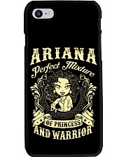 PRINCESS AND WARRIOR - ARIANA Phone Case thumbnail