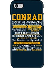 Conrad - Completely Unexplainable Phone Case thumbnail