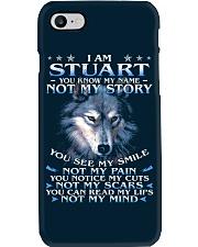 Stuart - You dont know my story Phone Case thumbnail