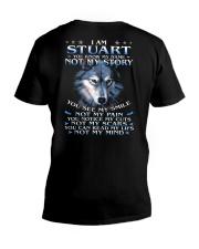 Stuart - You dont know my story V-Neck T-Shirt thumbnail