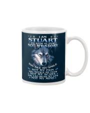 Stuart - You dont know my story Mug thumbnail