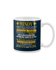 MINDY - COMPLETELY UNEXPLAINABLE Mug thumbnail