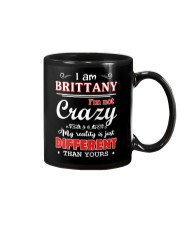 Brittany - My reality is just different than yours Mug thumbnail