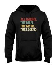 THE LEGEND - Alejandro Hooded Sweatshirt thumbnail