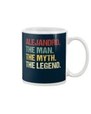 THE LEGEND - Alejandro Mug thumbnail