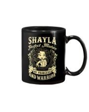 PRINCESS AND WARRIOR - Shayla Mug thumbnail