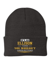 ELLISON - Thing You Wouldnt Understand Knit Beanie thumbnail