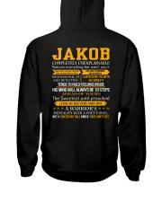 Jakob - Completely Unexplainable Hooded Sweatshirt thumbnail