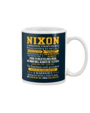 Nixon - Completely Unexplainable Mug thumbnail