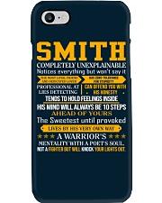 Smith - Completely Unexplainable Phone Case thumbnail