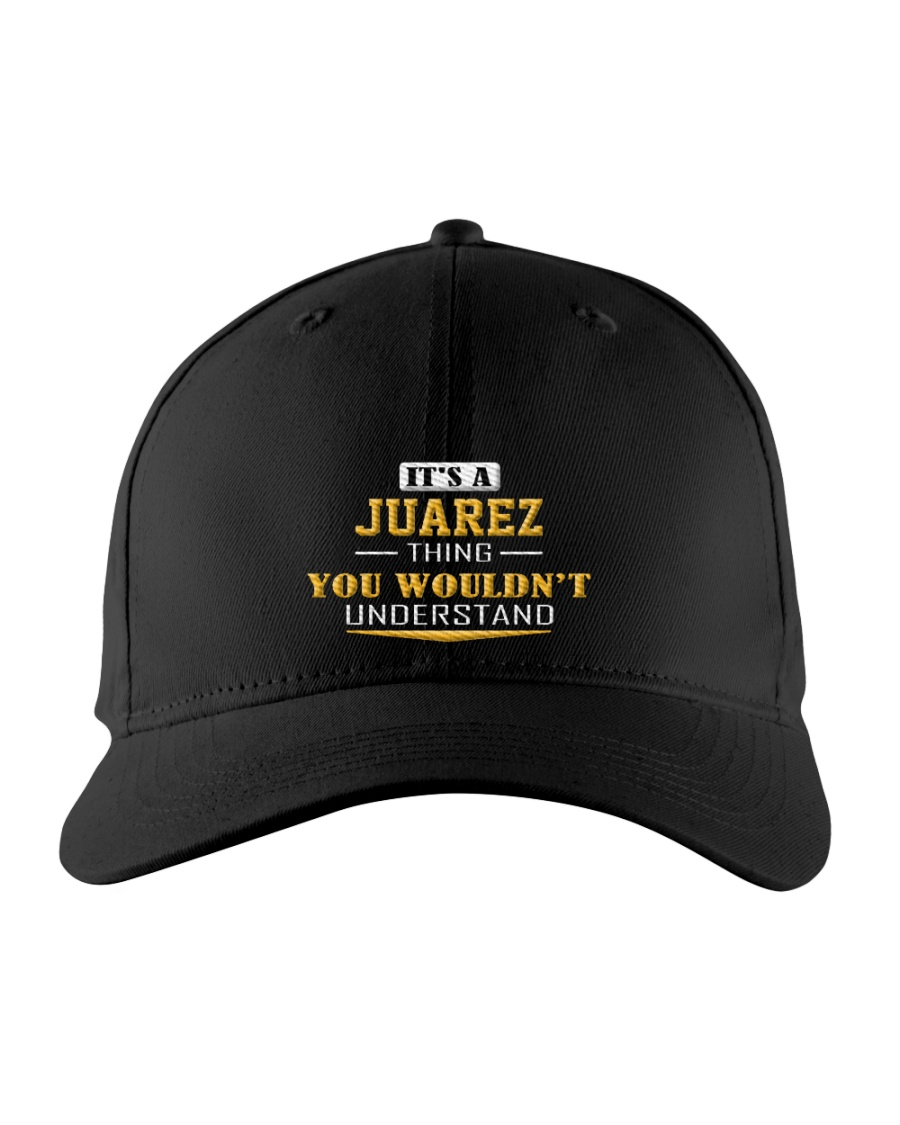 JUAREZ - Thing You Wouldnt Understand Embroidered Hat