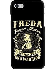 PRINCESS AND WARRIOR - Freda Phone Case thumbnail