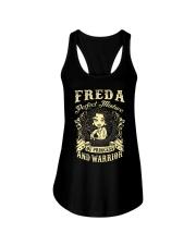 PRINCESS AND WARRIOR - Freda Ladies Flowy Tank thumbnail