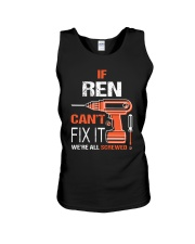 If Ren Cant Fix It - We Are All Screwed Unisex Tank thumbnail