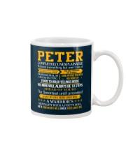Peter - Completely Unexplainable Mug thumbnail