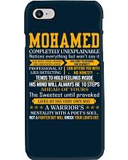 Mohamed - Completely Unexplainable Phone Case thumbnail