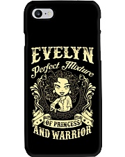 PRINCESS AND WARRIOR - Evelyn Phone Case thumbnail