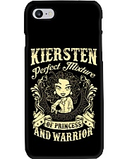PRINCESS AND WARRIOR - KIERSTEN Phone Case thumbnail