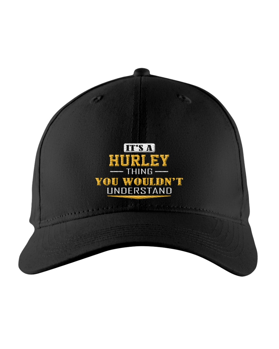 HURLEY - Thing You Wouldnt Understand Embroidered Hat