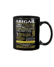Abigail - Sweet Heart And Warrior Mug thumbnail