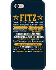 Fitz - Completely Unexplainable Phone Case thumbnail