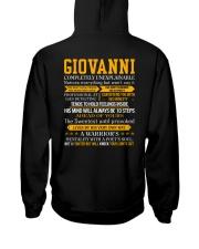Giovanni - Completely Unexplainable Hooded Sweatshirt thumbnail