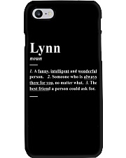 Lynn - Definition Phone Case thumbnail